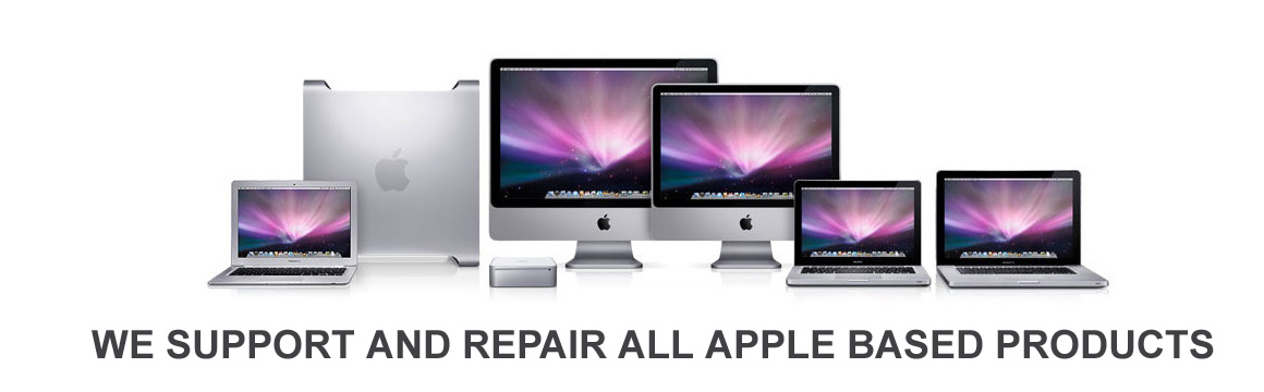 ITC support and repair all Apple based products