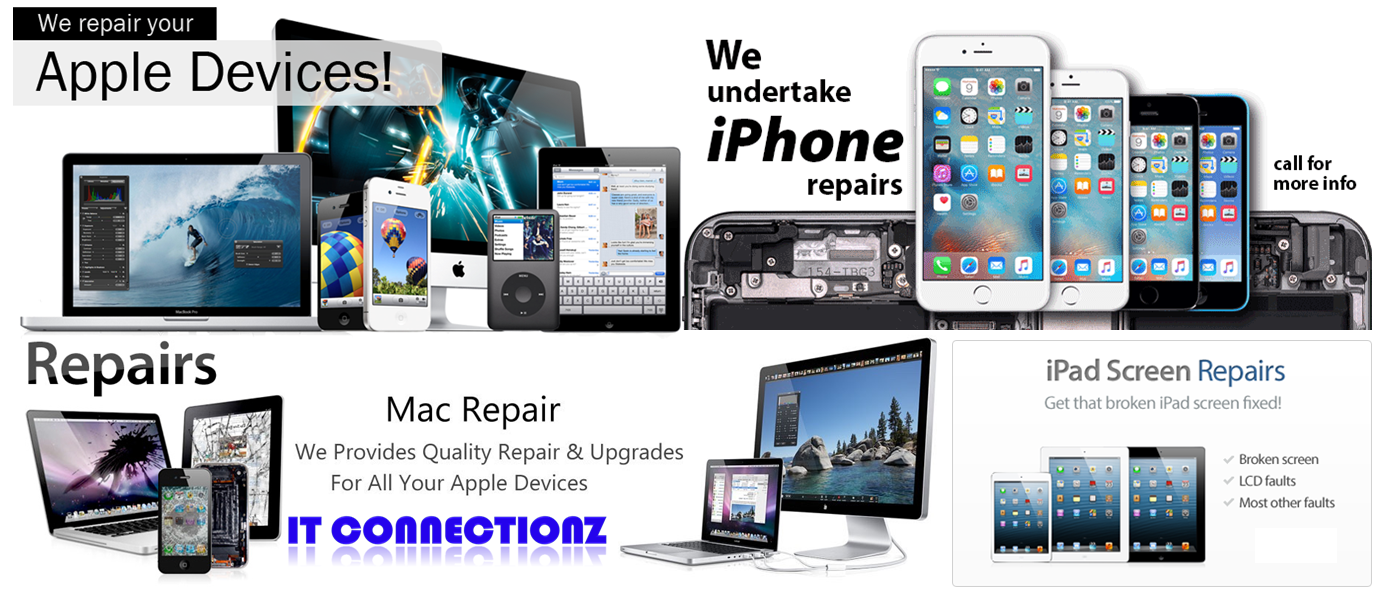 Singapore Apple Macbook / iMac Repair Centre
