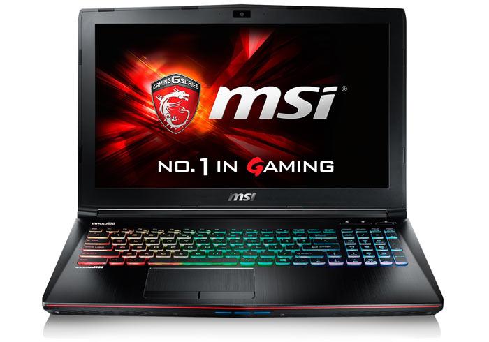 MSI laptop repair